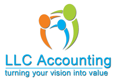 LLC Accounting Logo